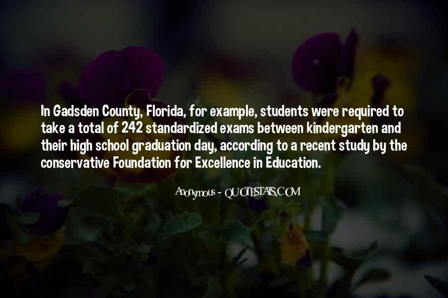 Quotes About Exams #1450682