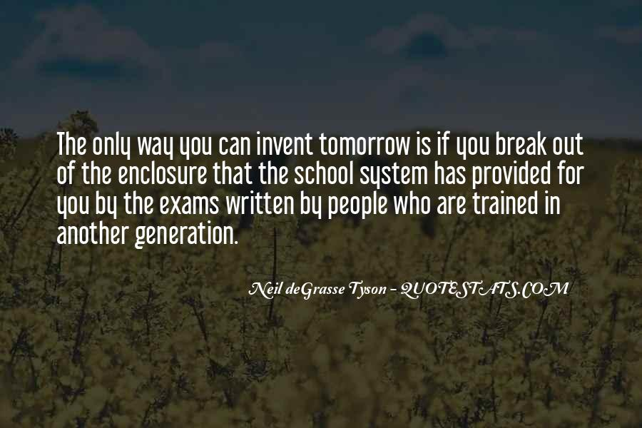 Quotes About Exams #231938