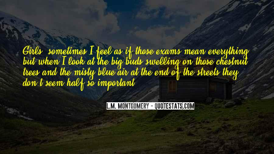 Quotes About Exams #43413