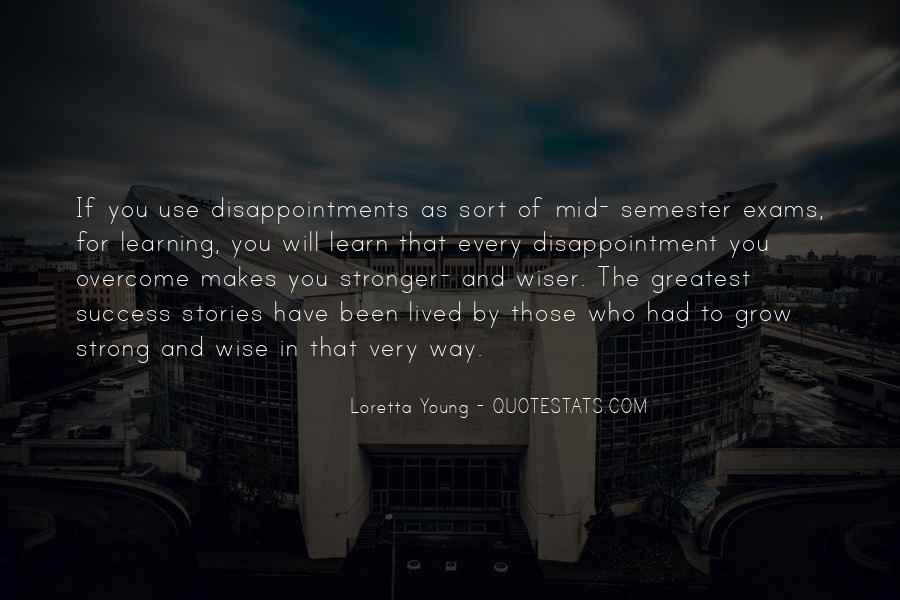Quotes About Exams #50440