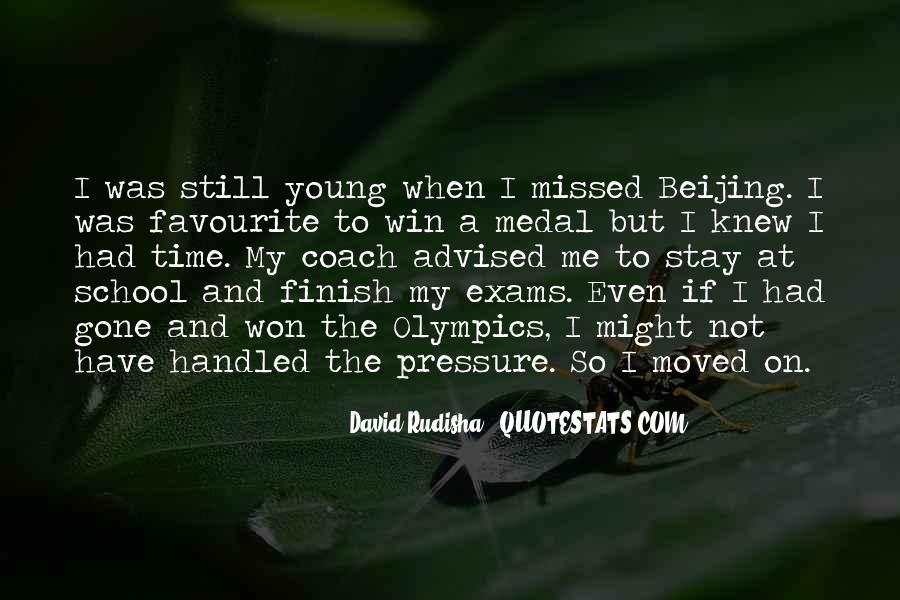 Quotes About Exams #568426