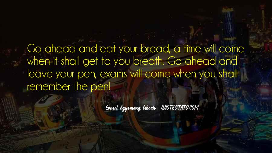 Quotes About Exams #977825