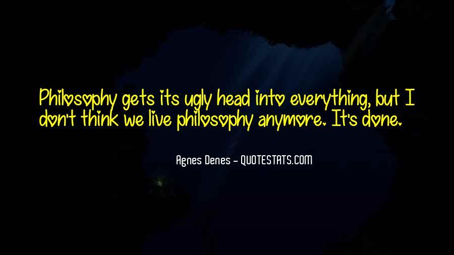 Ugly Head Sayings #1017080