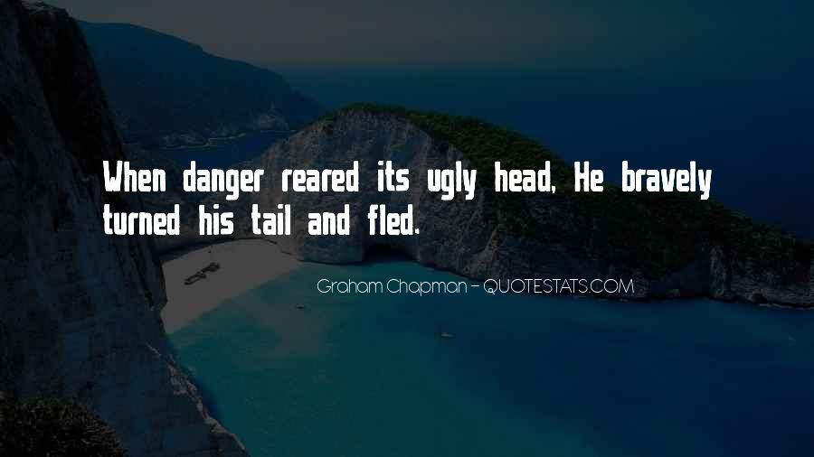 Ugly Head Sayings #1282481