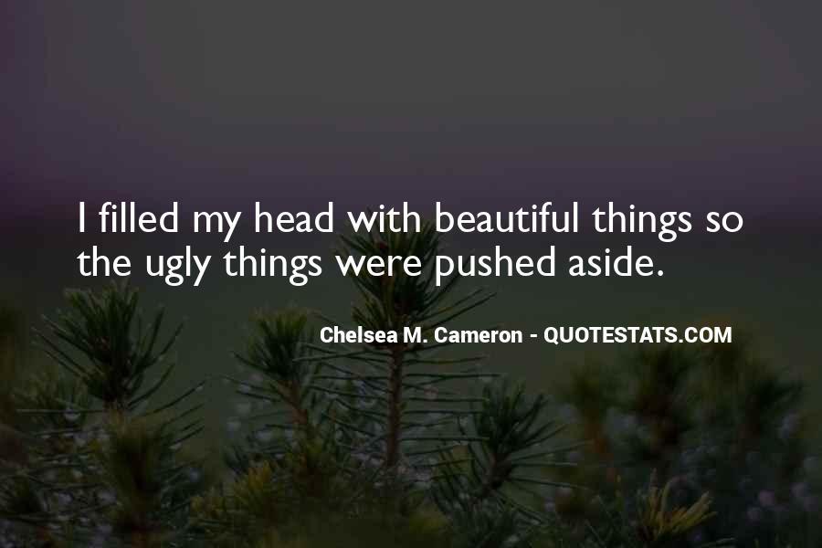 Ugly Head Sayings #1698253