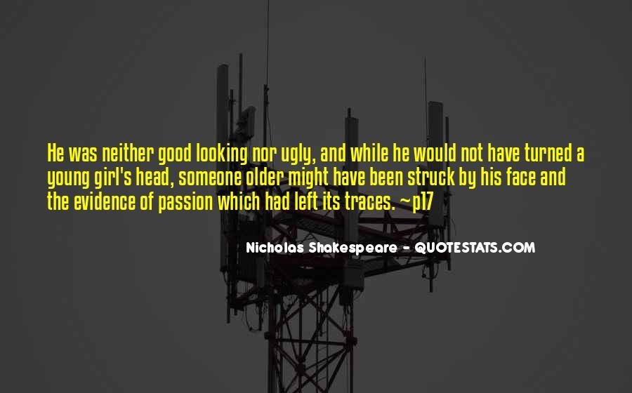 Ugly Head Sayings #1744638