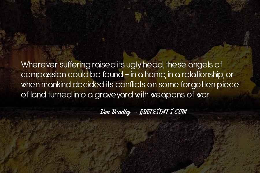 Ugly Head Sayings #444507