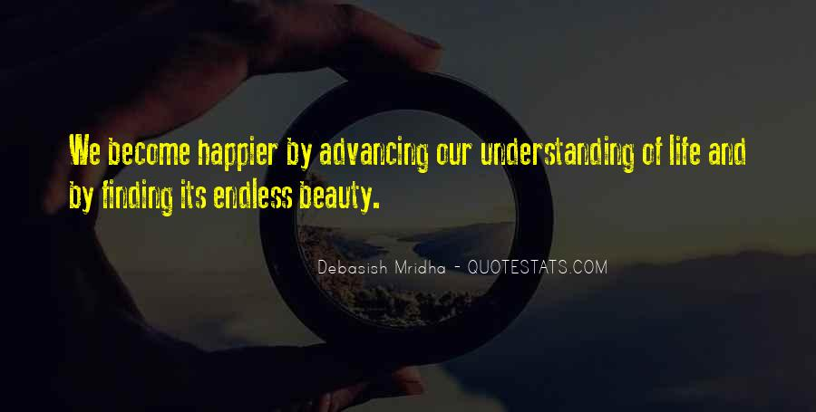 Understanding Life Quotes Sayings #1143312