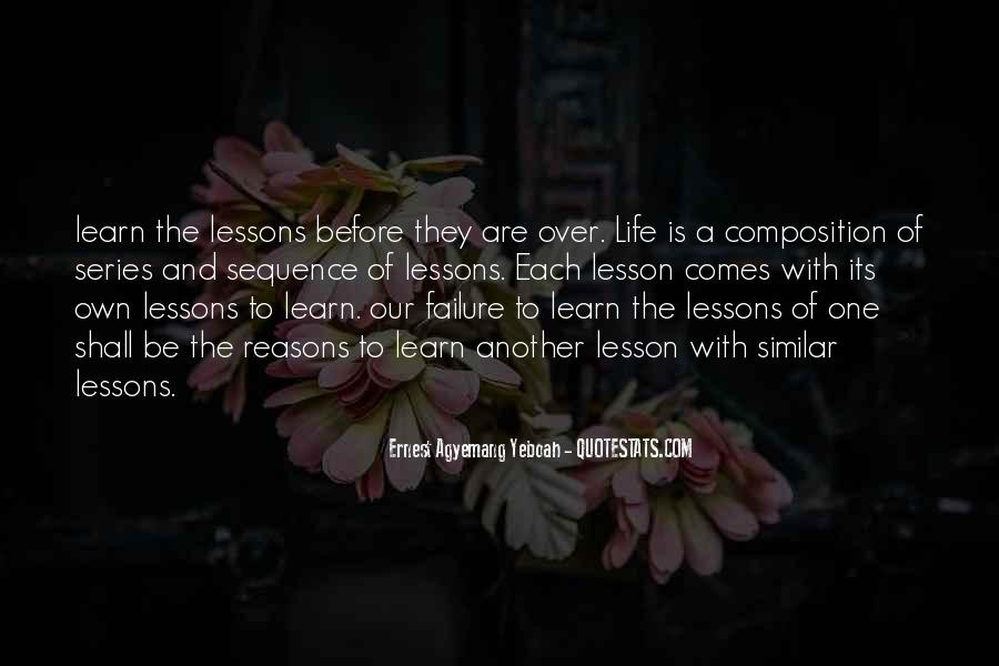 Understanding Life Quotes Sayings #1316373