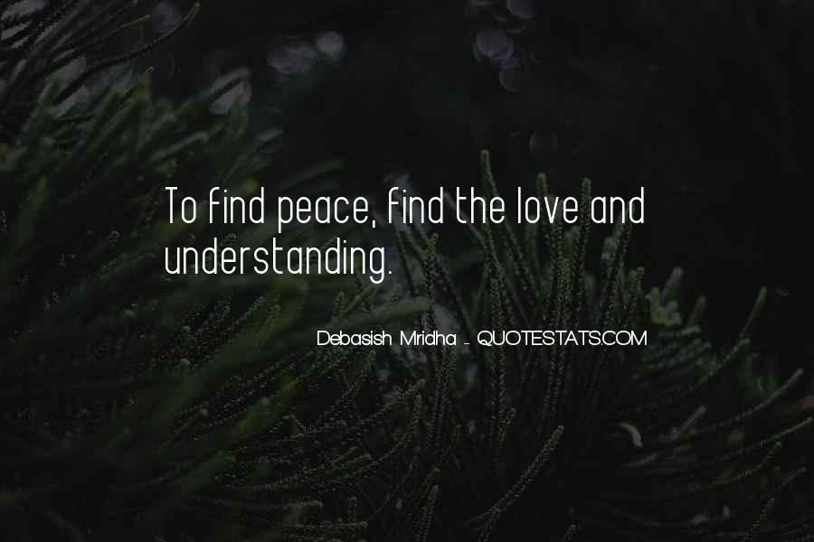Understanding Life Quotes Sayings #1543731