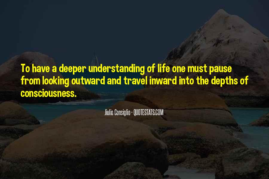 Understanding Life Quotes Sayings #253452