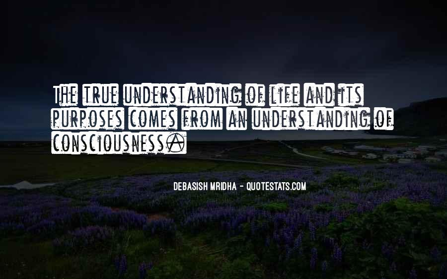 Understanding Life Quotes Sayings #567601