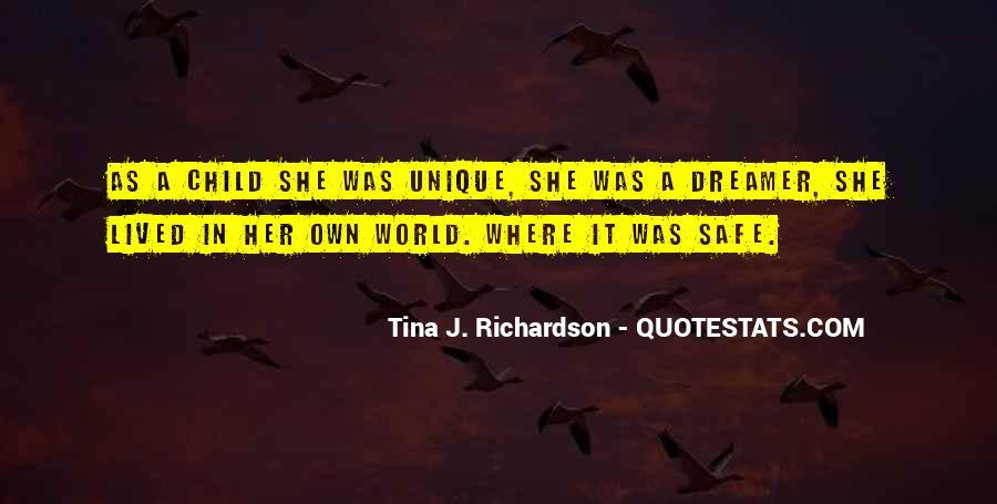Quotes About The Unique Child #1878783