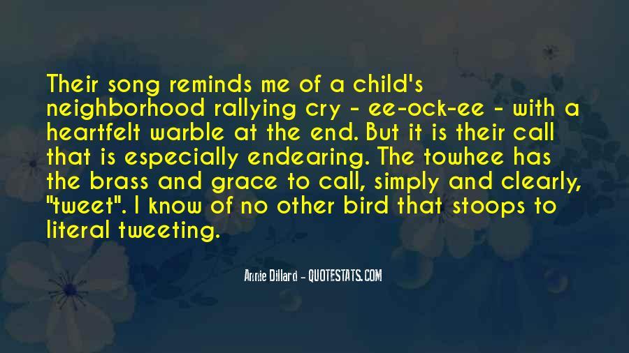 Quotes About The Unique Child #655873