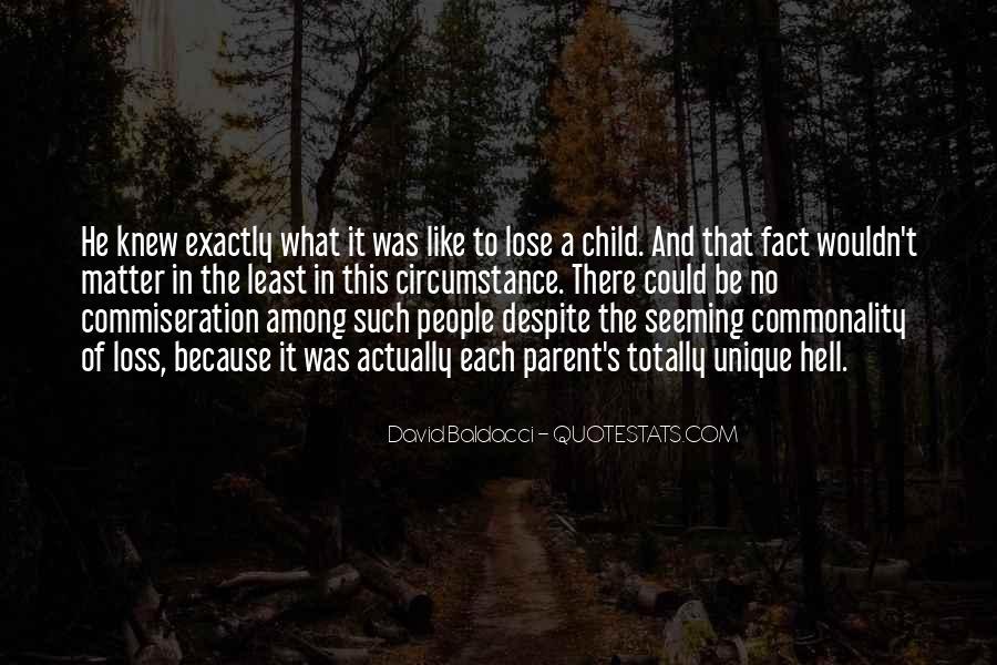 Quotes About The Unique Child #954522