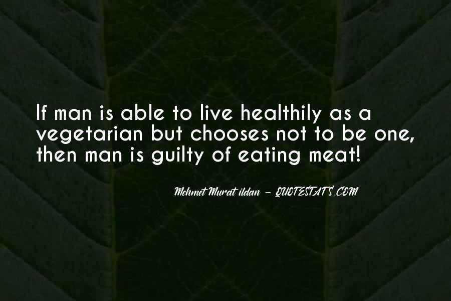 Vegetarian Quotes And Sayings #547139