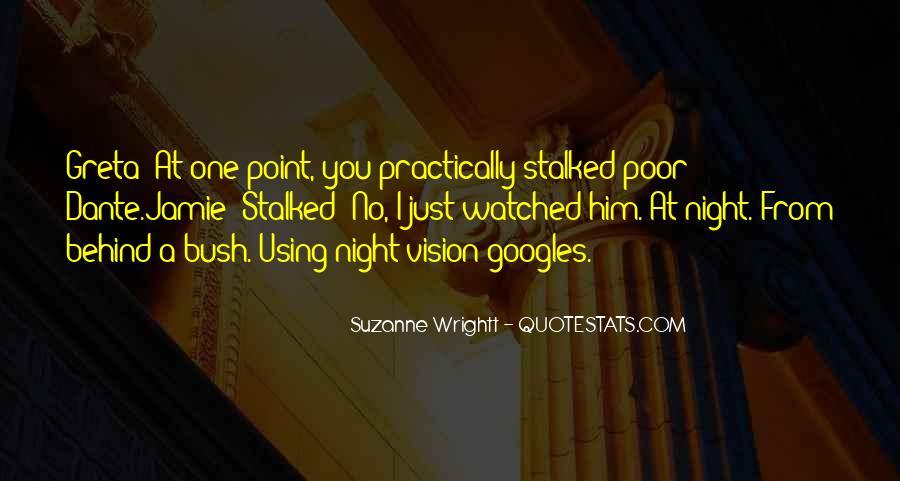 Night Vision Sayings #1141375