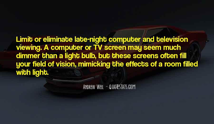 Night Vision Sayings #1234215