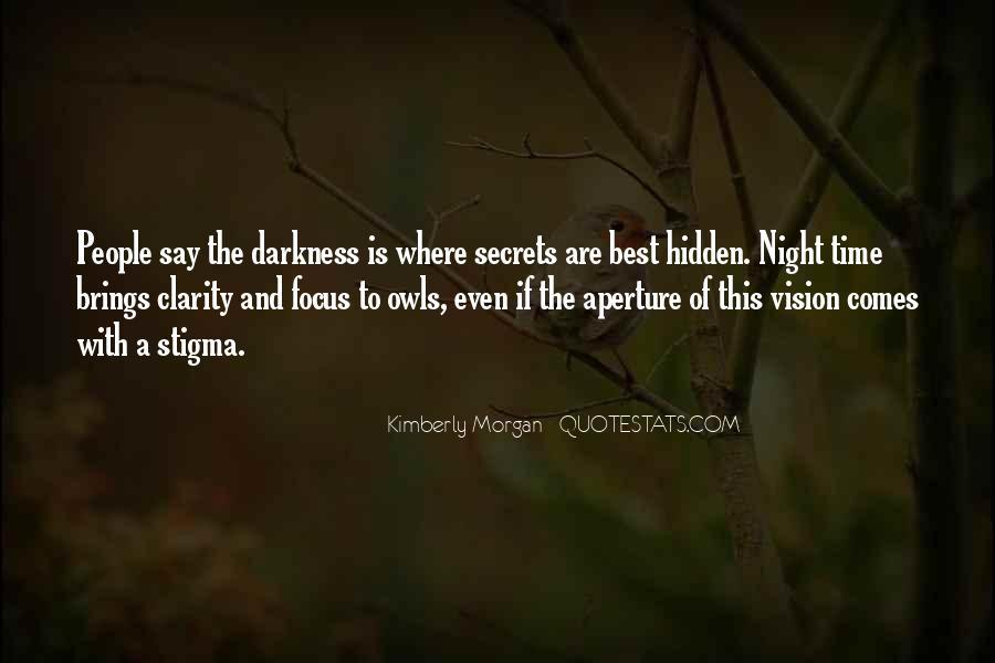 Night Vision Sayings #1644876