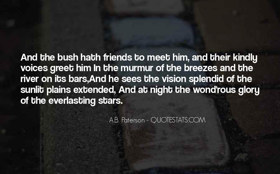 Night Vision Sayings #43564