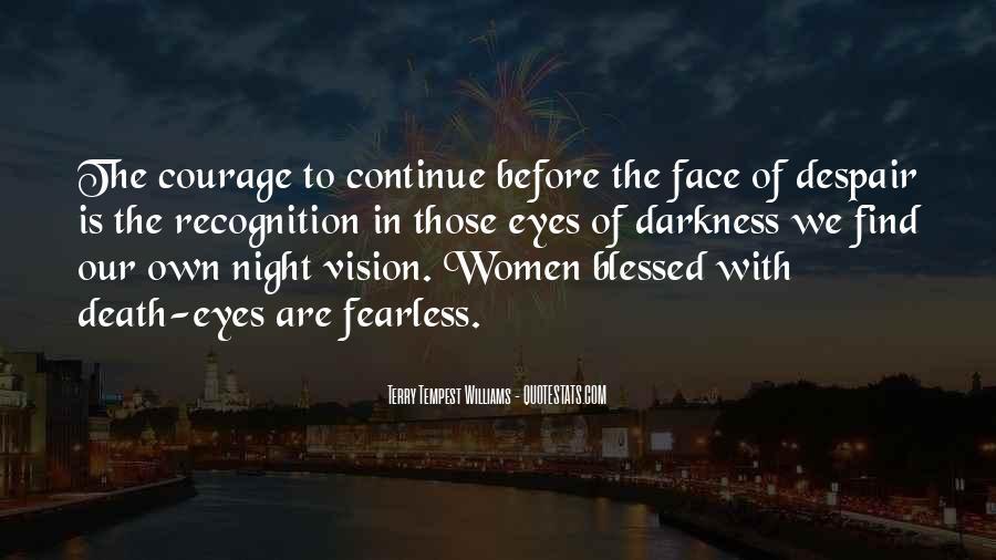 Night Vision Sayings #776492