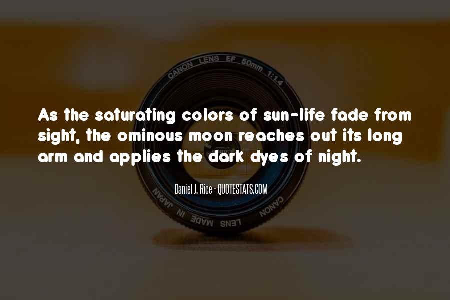 Night Vision Sayings #798736