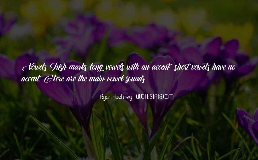 Long Vowel Sayings #1804564