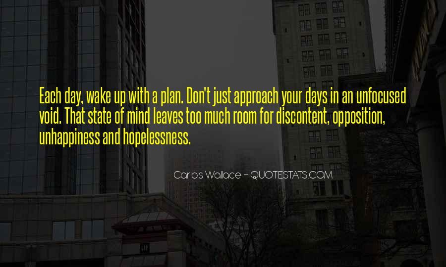 Wake Quotes Sayings #1026565