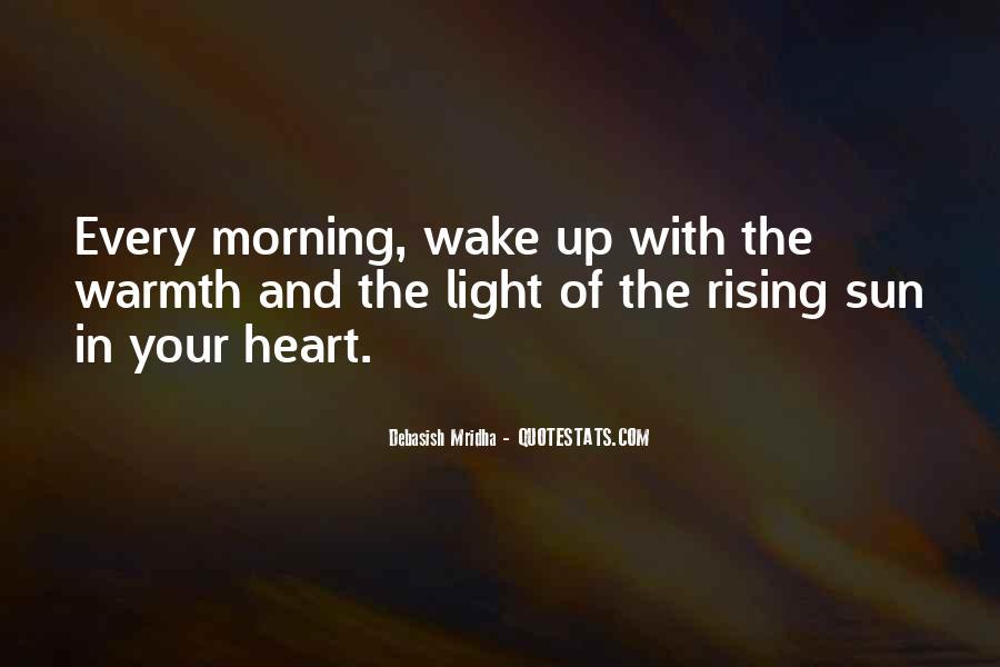 Wake Quotes Sayings #1031058