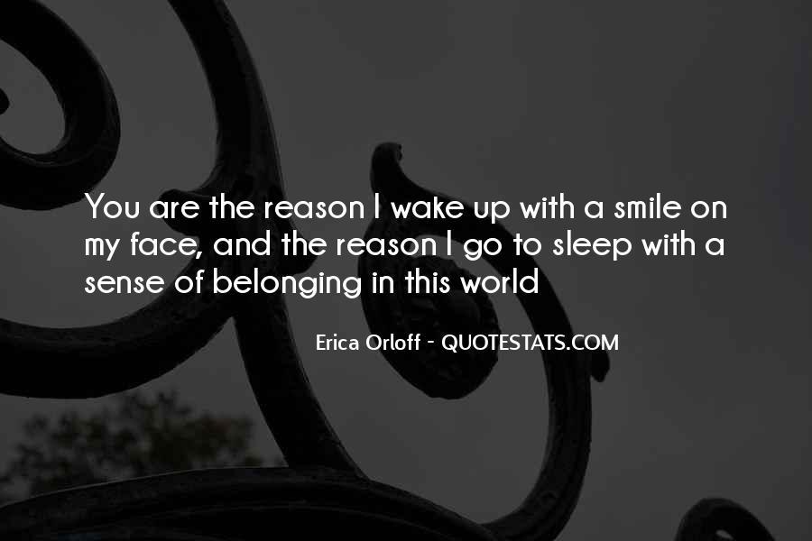 Wake Quotes Sayings #1183920