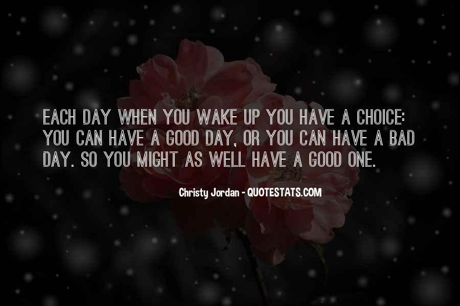 Wake Quotes Sayings #1322068