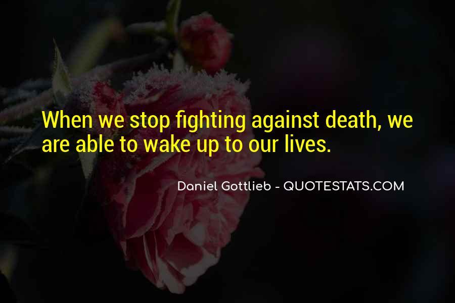 Wake Quotes Sayings #1425369