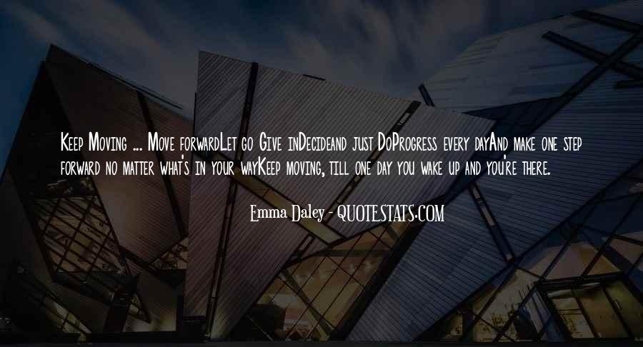 Wake Quotes Sayings #1532984