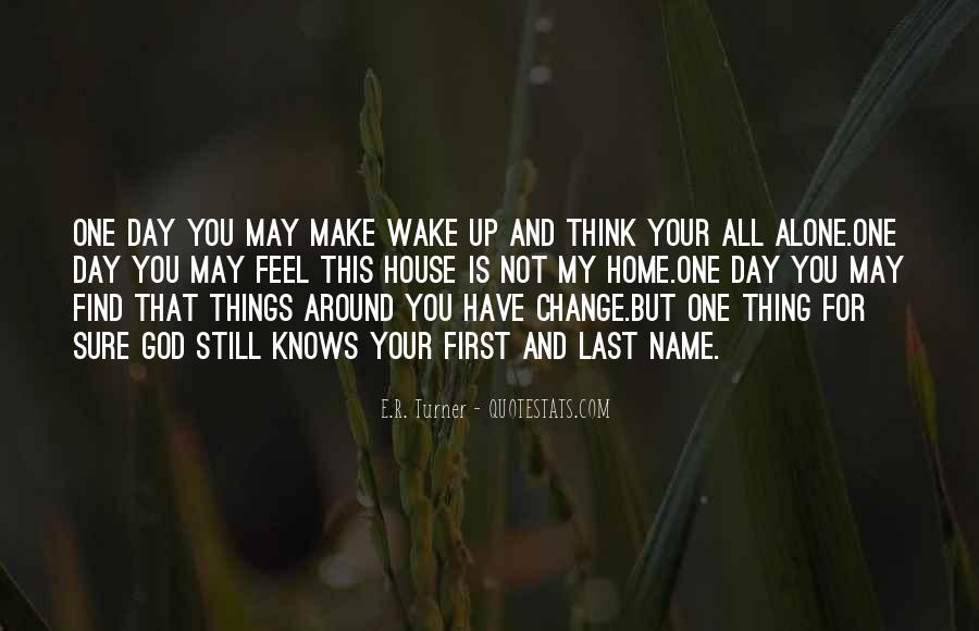 Wake Quotes Sayings #174800