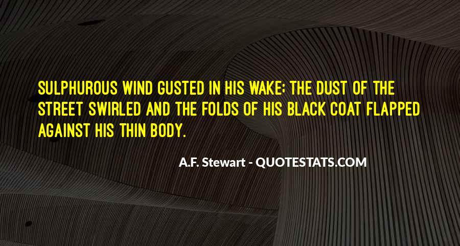 Wake Quotes Sayings #1796823