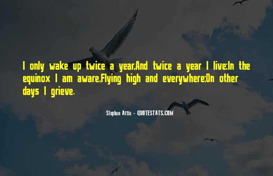 Wake Quotes Sayings #186135