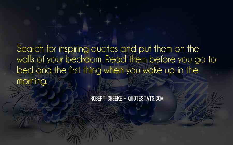 Wake Quotes Sayings #198301
