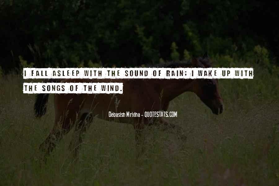 Wake Quotes Sayings #261772