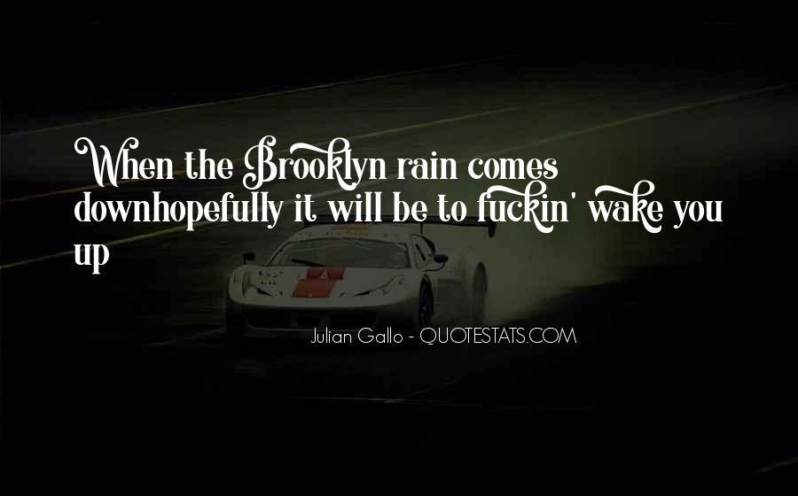 Wake Quotes Sayings #346408