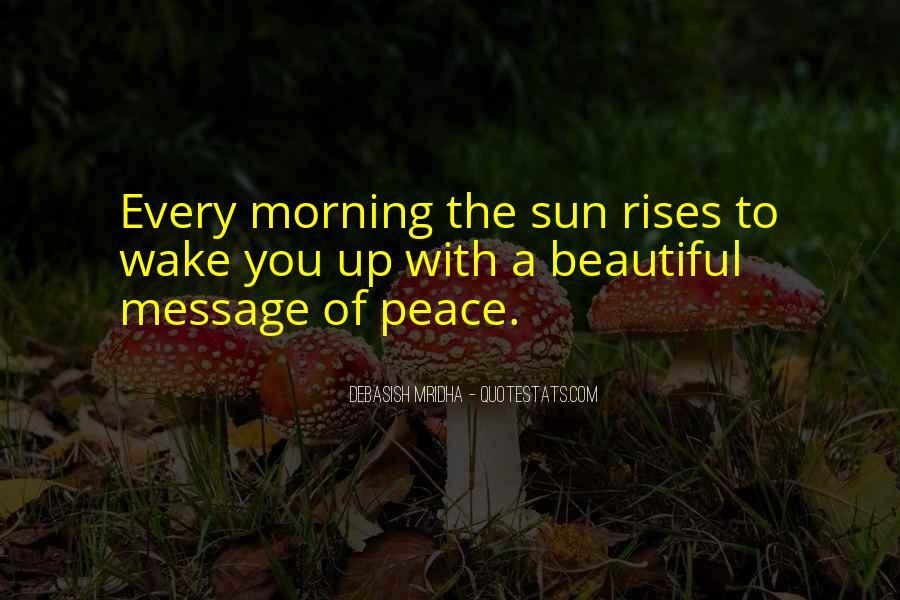 Wake Quotes Sayings #515449