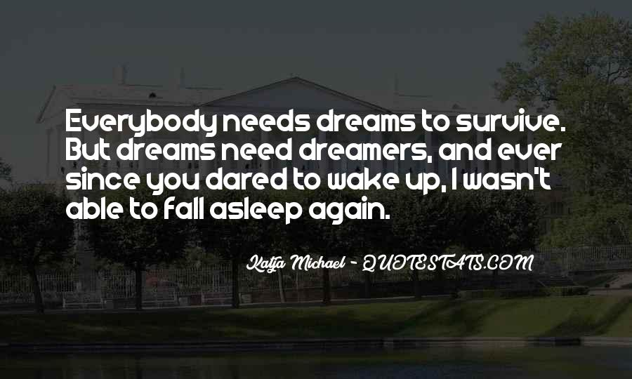 Wake Quotes Sayings #631026