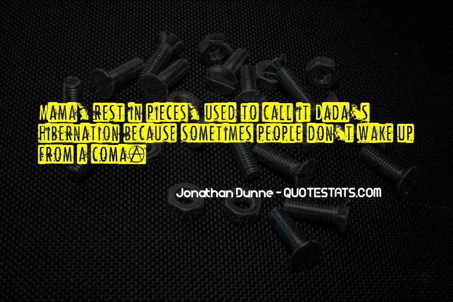 Wake Quotes Sayings #962007