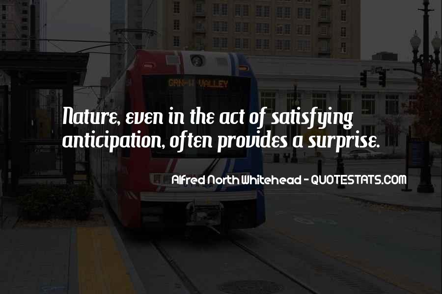 Alfred North Whitehead Sayings #139948