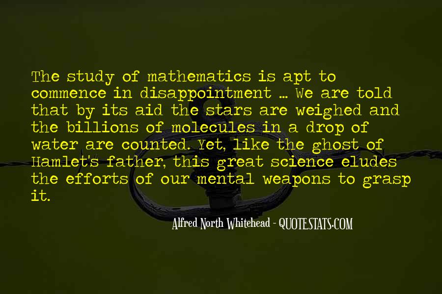 Alfred North Whitehead Sayings #151457