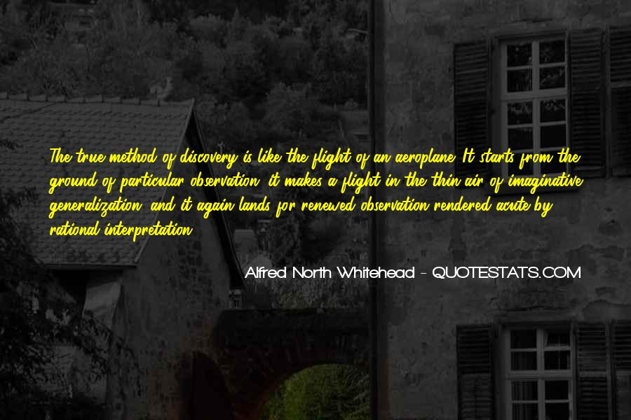 Alfred North Whitehead Sayings #171931
