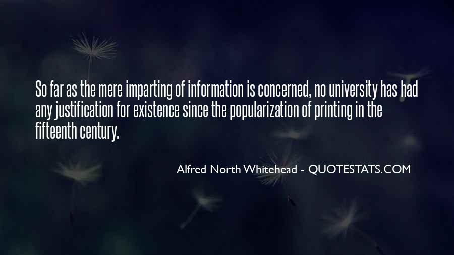 Alfred North Whitehead Sayings #172048