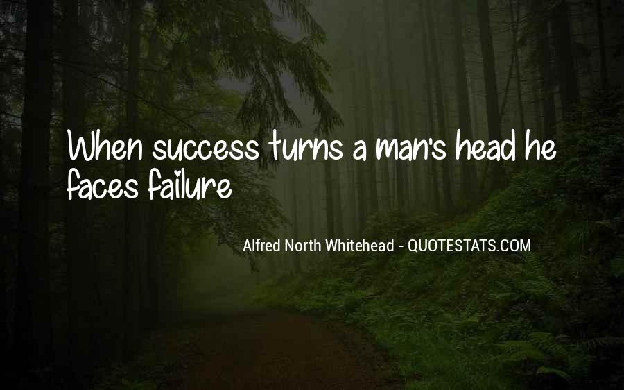 Alfred North Whitehead Sayings #177314