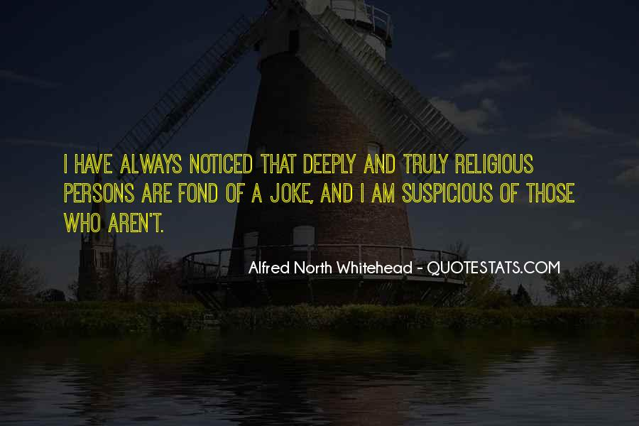 Alfred North Whitehead Sayings #192819