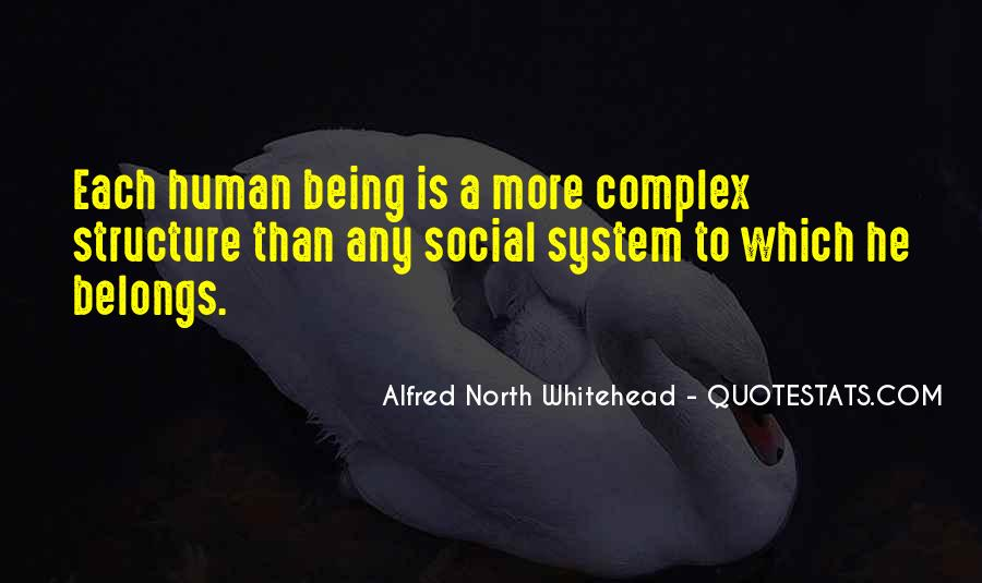 Alfred North Whitehead Sayings #230423