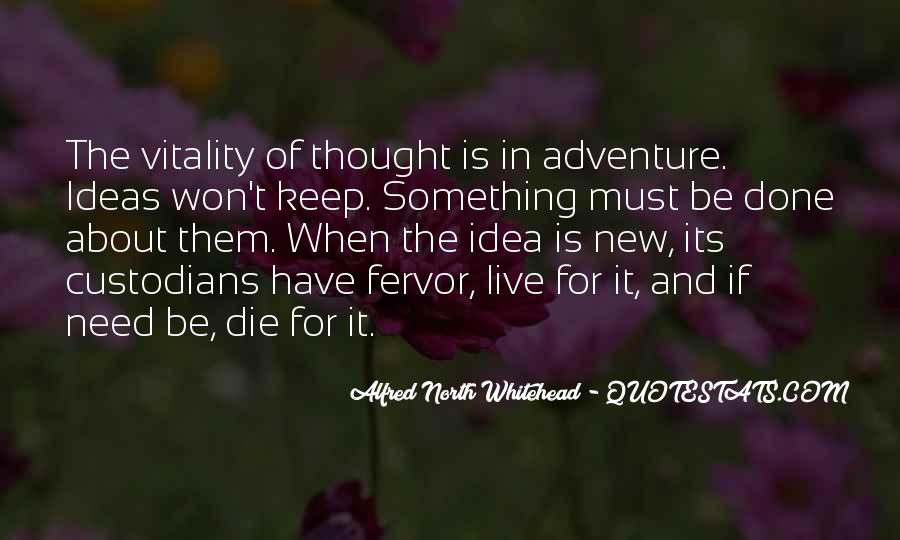 Alfred North Whitehead Sayings #270558